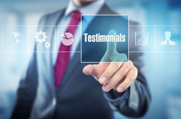 Using Innovative Testimonial Promotions to Improve Your Business