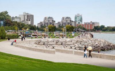 Downtown Burlington Waterfront