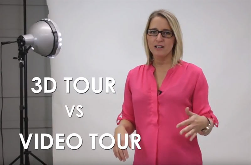 What Are The Differences between a 3D Tour vs. Video Tour?