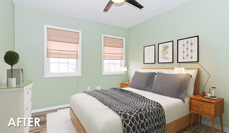 Present Your Real Estate Listing with Virtual Staging