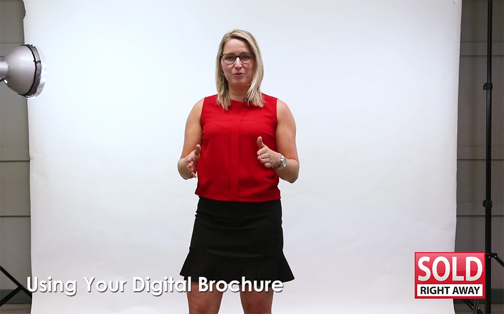 Leveraging Your Solds Part 5: Using Your Digital Brochure