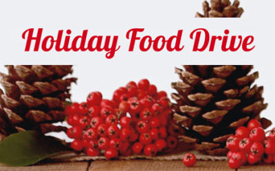 Holiday Food Drive 2018