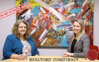 Realtors' Conspiracy Podcast Episode 16: Being an Ambassador of the Neighbourhoods in Which Your Selling Homes is Key