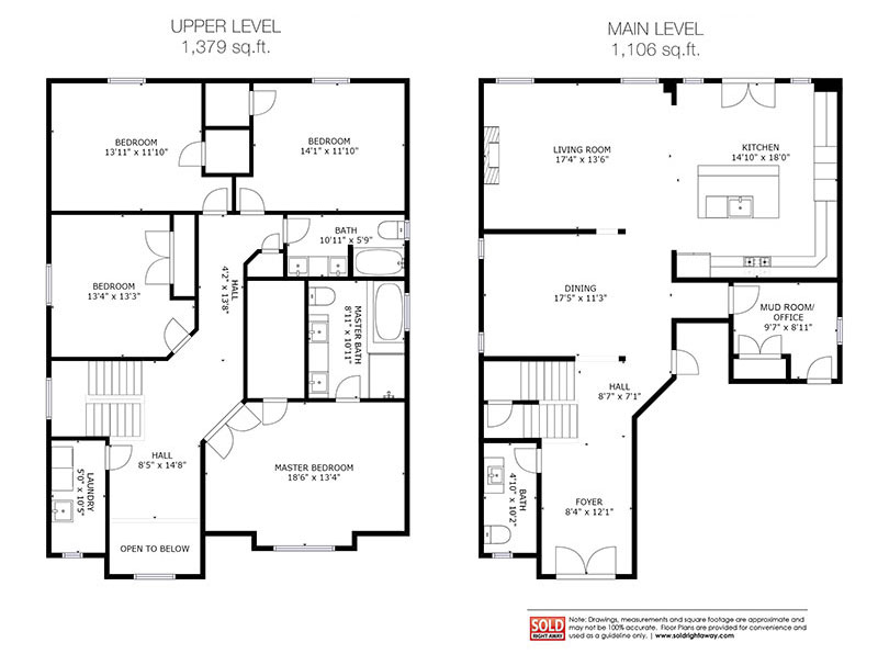 Home Real Estate Floor Plans Sold Right Away Your Real Estate Marketing Experts