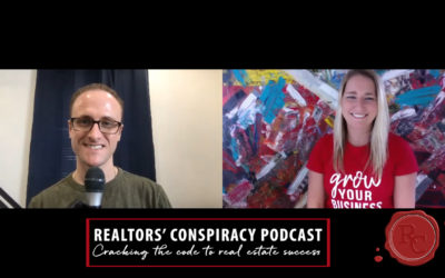 Realtors' Conspiracy Podcast Episode 61: The Momentum Your Building, It Can Become Unstoppable
