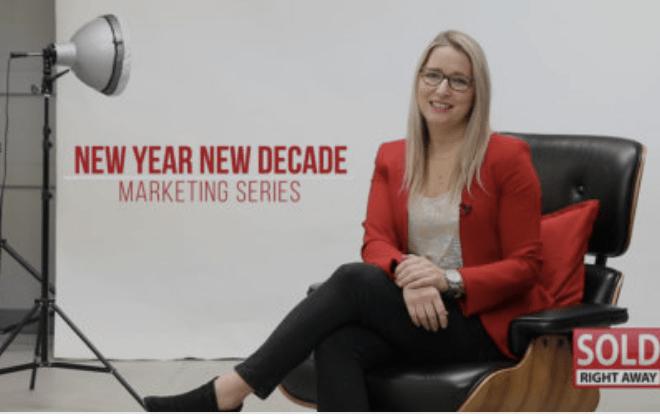 New Year New Decade Marketing Series