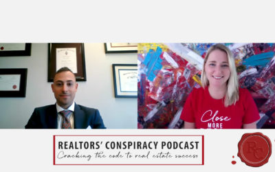 Realtors' Conspiracy Podcast Episode 67: We Will Treat The Client As An Extension Of Your Business