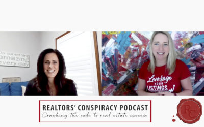 Realtors' Conspiracy Podcast Episode 71: You just have to move forward with your focus drive and determination, and never give up!