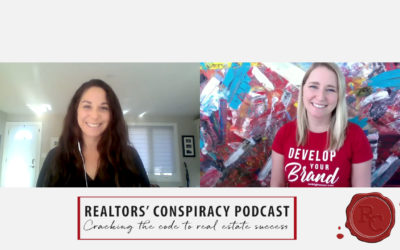 Realtors' Conspiracy Podcast Episode 72: Do Something Where You Are Engaging Your Team In a Consistent Way.