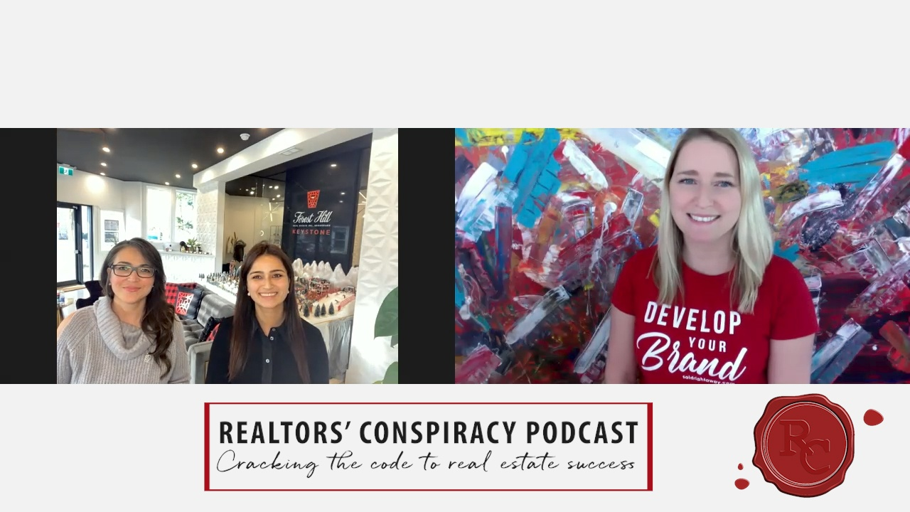 Realtors' Conspiracy Podcast Episode 75 – Success Is Me Being Happy With Where I Am Currently In My Life