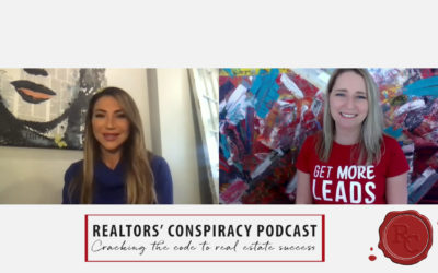 Realtors' Conspiracy Podcast Episode 76 – Identifying The 'Why', That's When My Career Changed