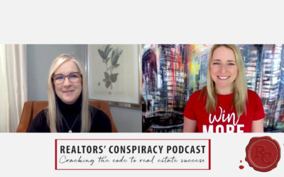 Realtors' Conspiracy Podcast Episode 81 – Setting Goals And Learning To Delegate.