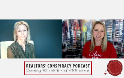 Realtors' Conspiracy Podcast Episode 80 – A Shift In The Mindset That I Can Do It.