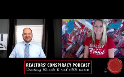 Realtors' Conspiracy Podcast Episode 62 – Let People Know Your In The Business