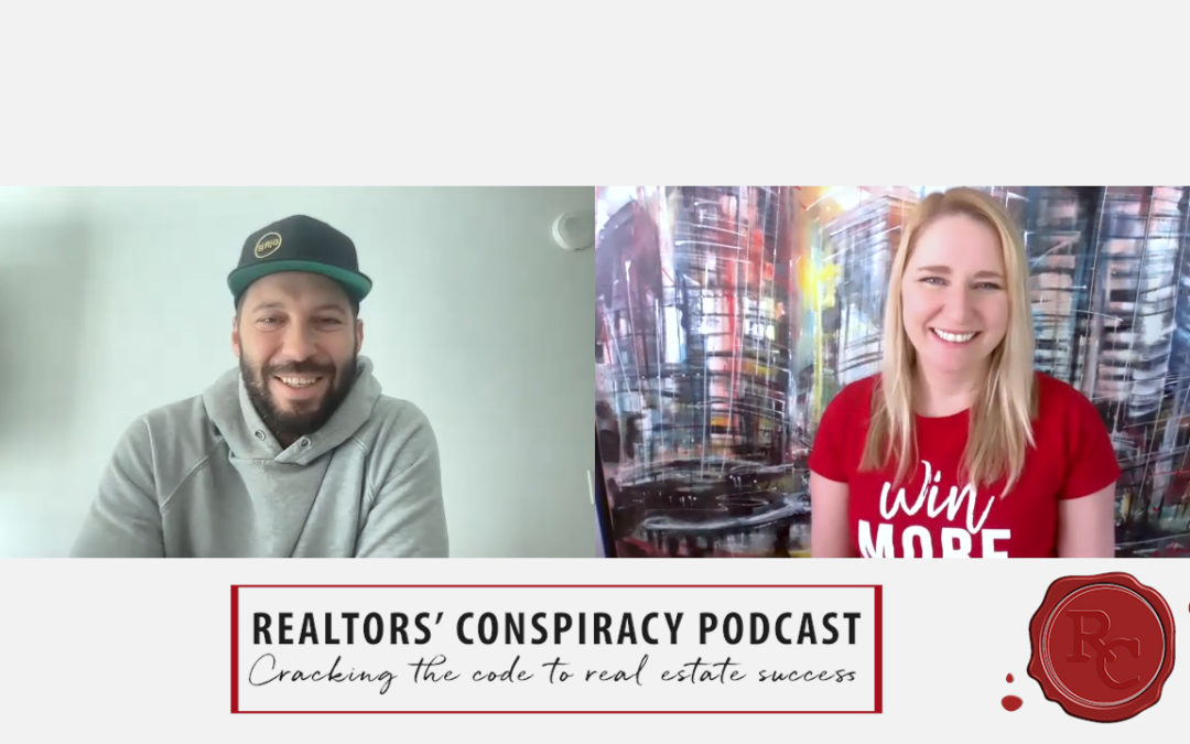 Realtors' Conspiracy Podcast Episode 83 – Follow Up Is Key!