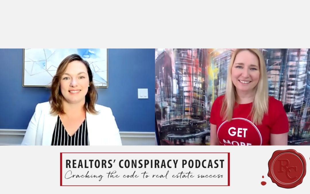 Realtors' Conspiracy Podcast Episode 86 – This Puts Growth Where We Want To See Growth.