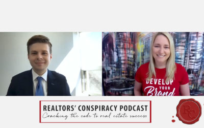 Realtors' Conspiracy Podcast Episode 91 – Open Your Mind, It's Amazing How Many Things Can Snowball.