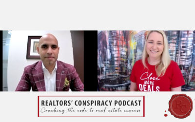 Realtor's Conspiracy Podcast Episode 93 – Take Care Of Everyone, Business Will Take Care Of Itself.