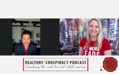 Realtor's Conspiracy Podcast Episode 94 – Treating People With Respect & Building Those Relationships