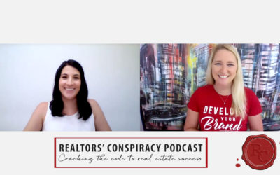 Realtors' Conspiracy Podcast Episode 105 – Don't Be Afraid To Follow Up