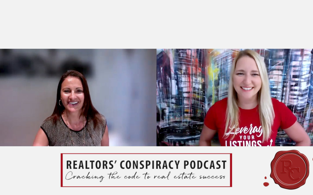 Realtors' Conspiracy Podcast Episode 107 – Action Is What's Going To Give You The Reward