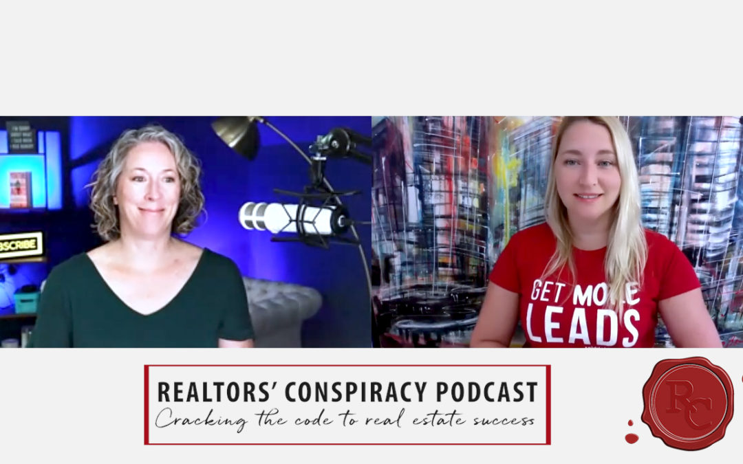 Realtors' Conspiracy Podcast Episode 109 – Technology Is Changing: How To Adapt